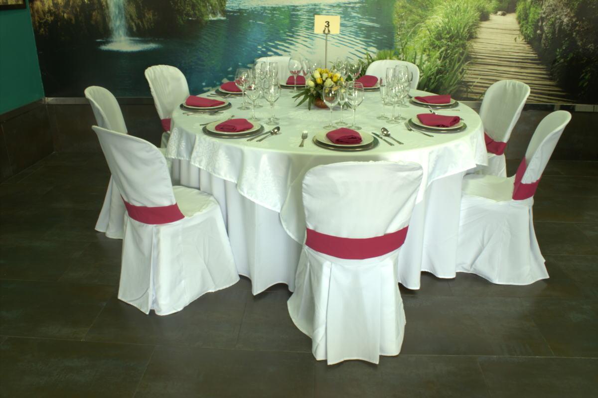 Alquiler mojica alquiler de mesas y menajes - Alquiler casa para eventos ...