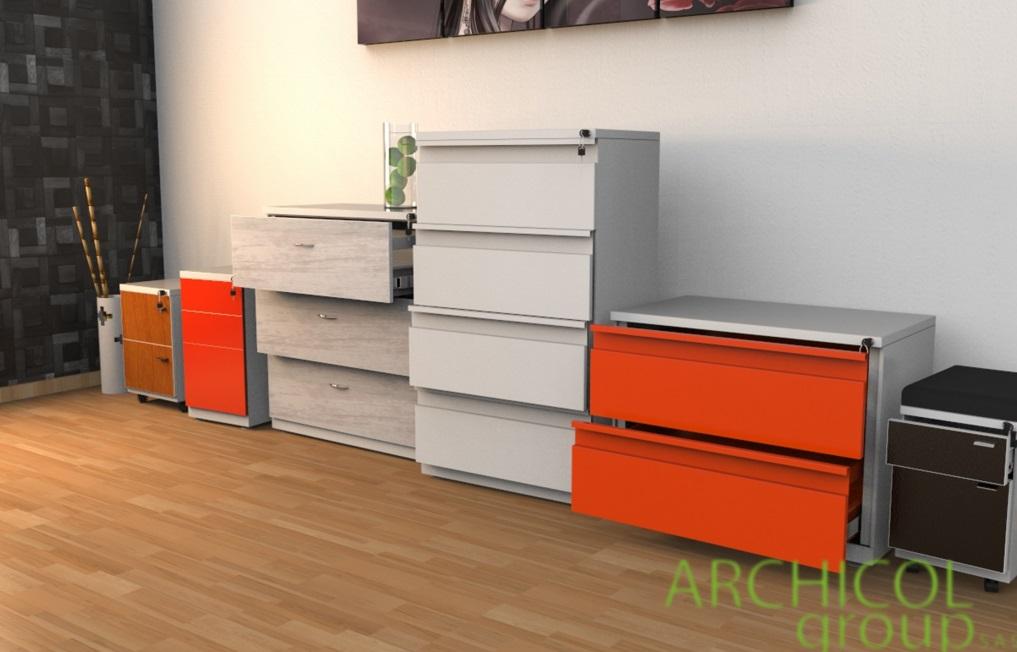 muebles para oficina instalación muebles para oficina archivadores