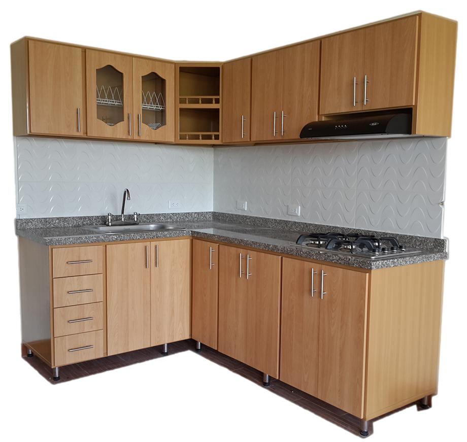 Muebles de cocina melamina zona oeste for Muebles cocina melamina