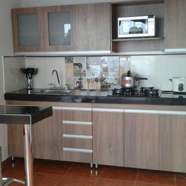 Muebles De Madera Para Cocina Zona Norte