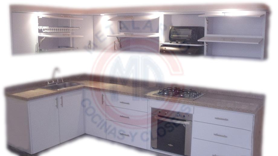 Metalarco dise o de cocinas integrales en cali calle 70 - Cocina de acero inoxidable precio ...
