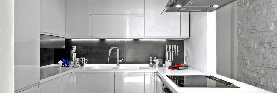 Cocinas italianas cocinas blancas de cocinas cocinas for Cocinas italianas modernas