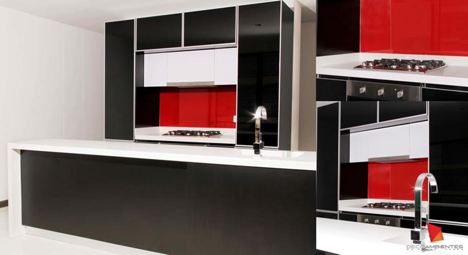 Cocinas modernas economicas trendy cocinas integrales for Cocinas economicas modernas