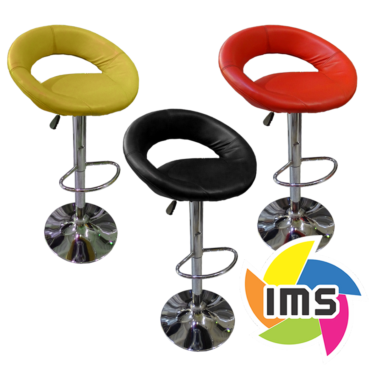 Ims industrias sillas para bar for Mobiliario para bar