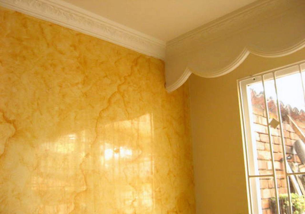 Pana luz estuco veneciano for Cera para pisos de marmol