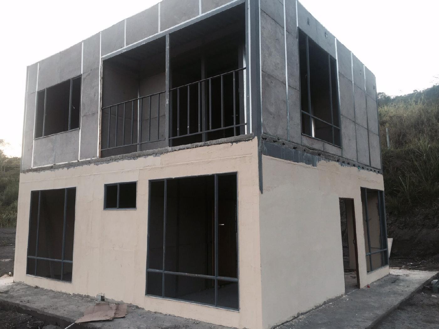 Fotos de casas tipo - Tipos de casas prefabricadas ...