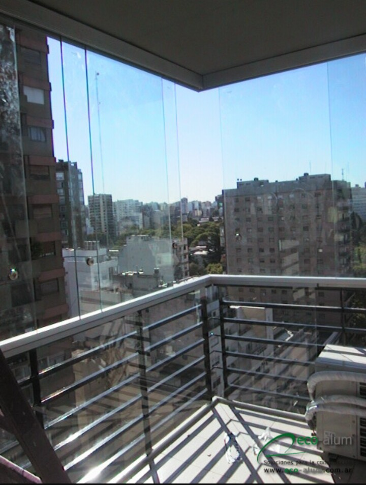 Barandillas para terrazas elegant catlogo de fabricantes - Vidrios para terrazas ...