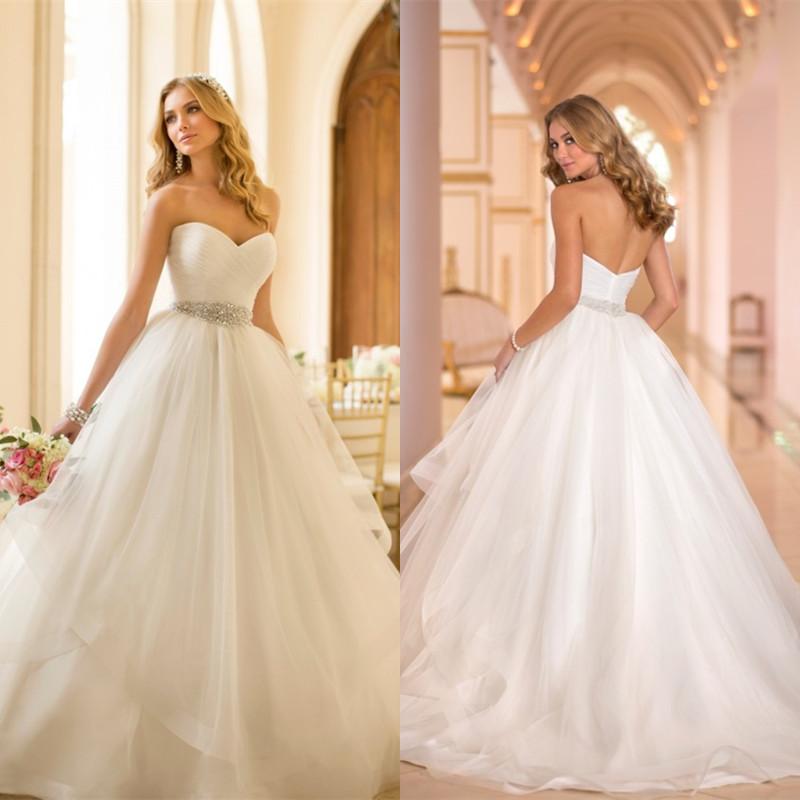 Vestidos de novia lo mas nuevo – Vestidos de noche populares foto ...