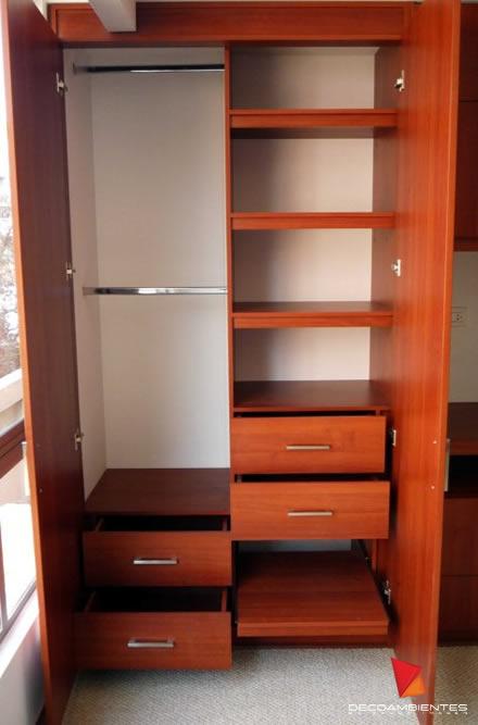 Modelos de closets modernos cuartos de estilo moderno por for Modelos de closets para dormitorios modernos