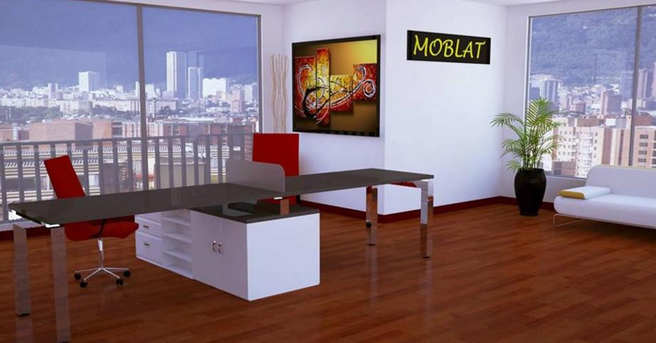 Muebles de oficina diseo unas ucpiezas vaporosas que for Muebles de oficina zona oeste