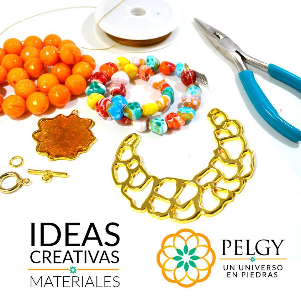11a84136b803 Pelgy Bisutería - SEMINARIOS Y TALLERES