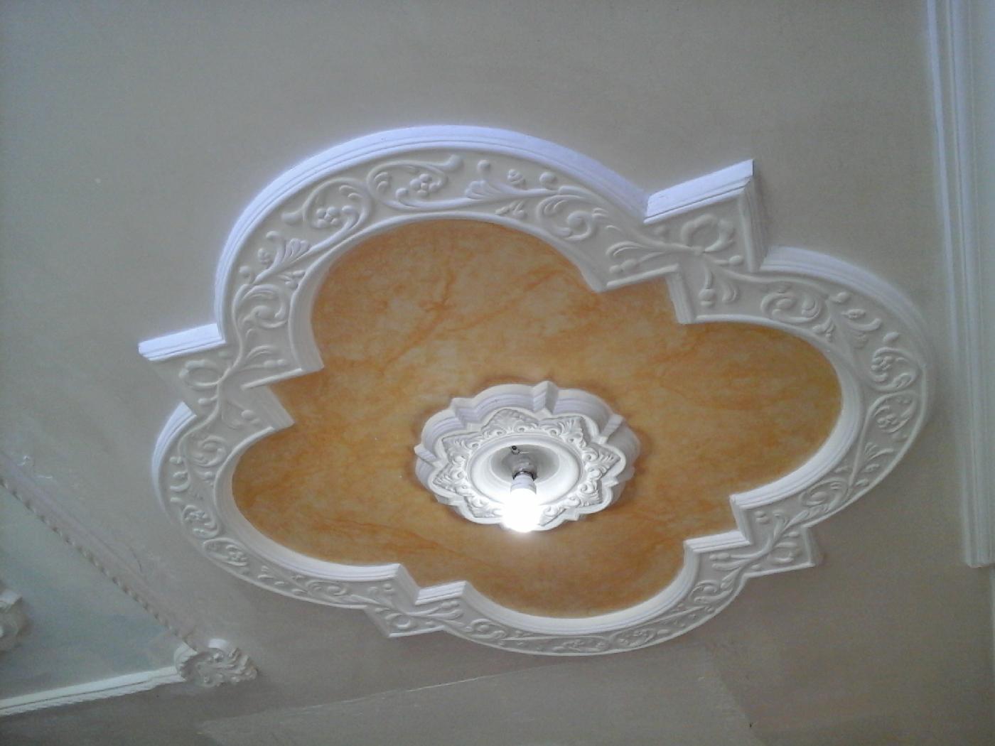 Decoracion de interiores en panel yeso - Imprimacion para paredes de yeso ...