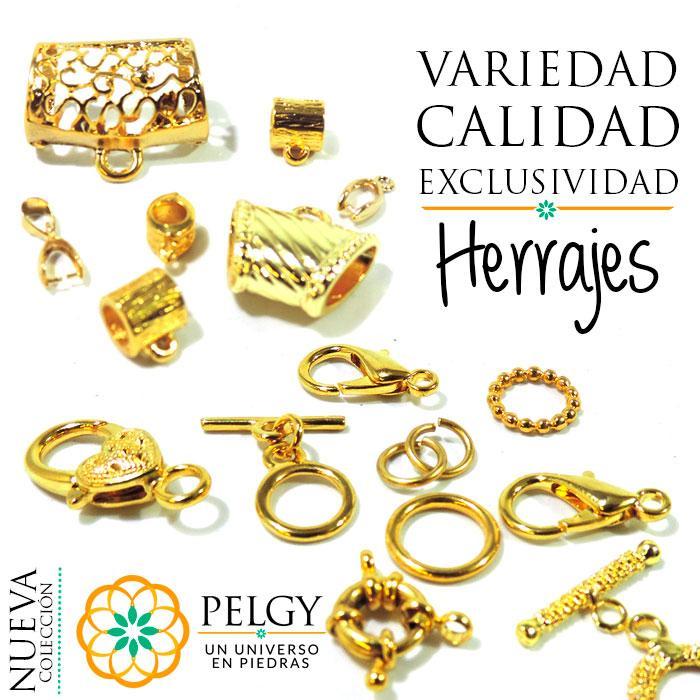 c3cb469812ef Pelgy Bisutería - MATERIALES