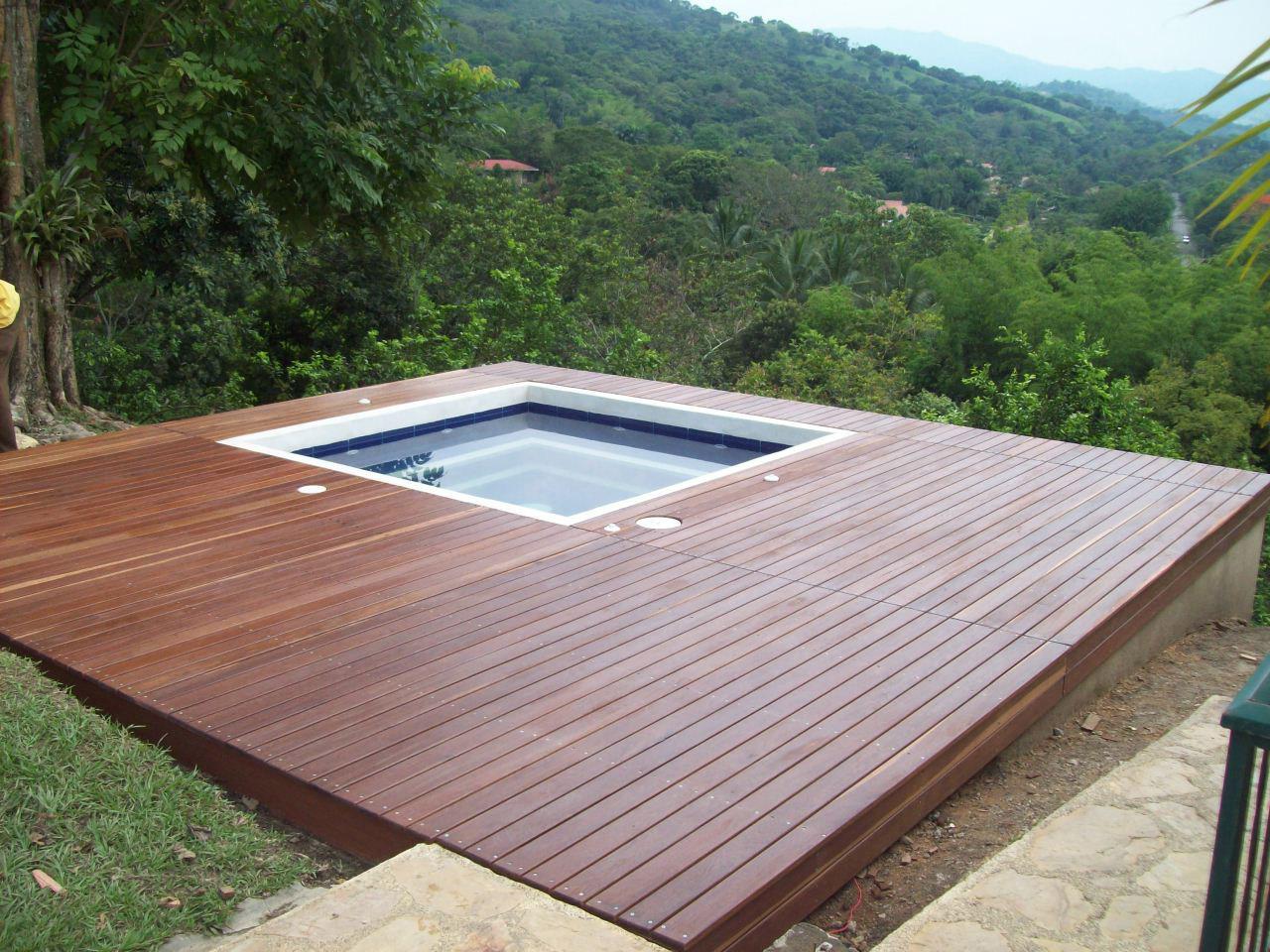 Maderas san jos deck - Maderas tropicales para exterior ...